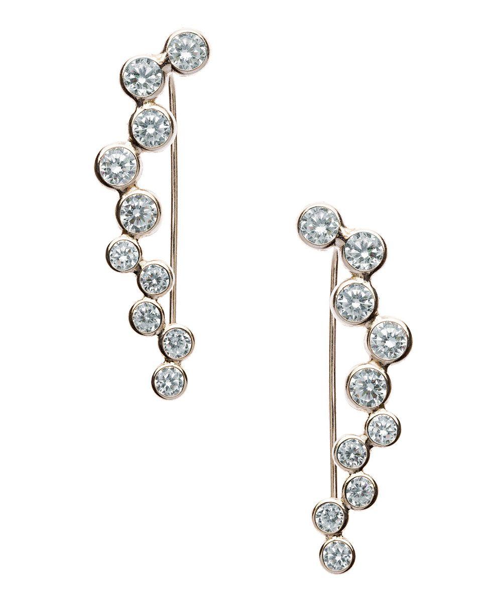 Ασημένια σκουλαρίκια Ear cuff - Seferos 548ad7cea4d