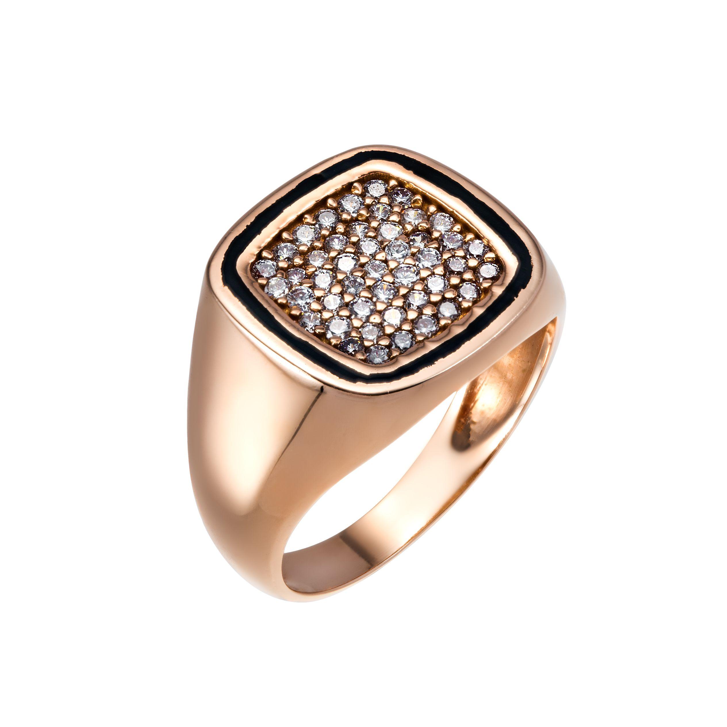 δαχτυλίδι σεβαλιέ ροζ - Seferos 17020dcb950