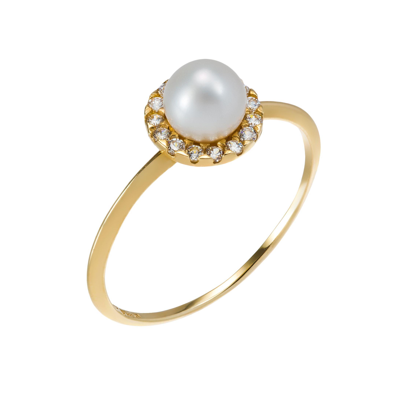 Δαχτυλίδι μαργαριτάρι - Seferos ba322986999