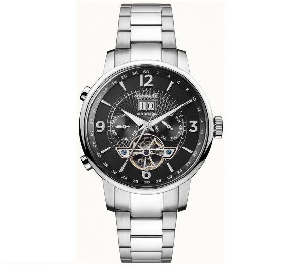 INGERSOLL Grafton Automatic Stainless Steel Bracelet I00704