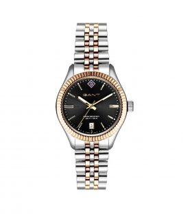 GANT Sussex Two Tone Gold Stainless Steel Bracelet G136010